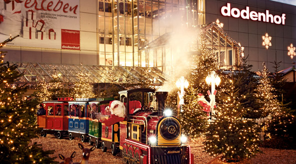 Dodenhof Eislaufbahn, Disco on Ice & Moonlight-Shopping