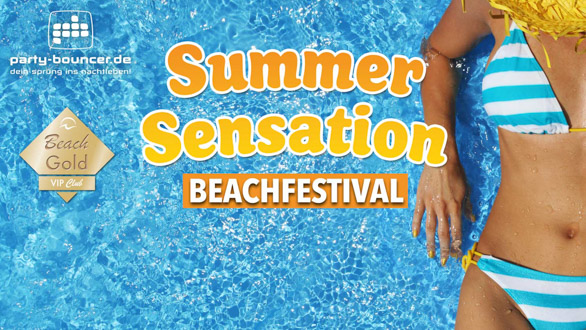 Summer Sensation BeachFestival 2016