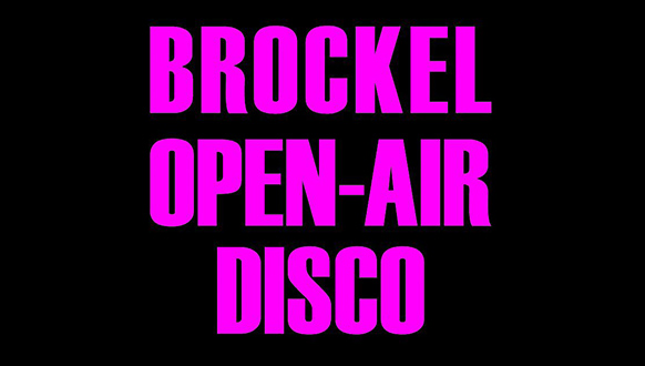 Brockel Open Air Disco 2016